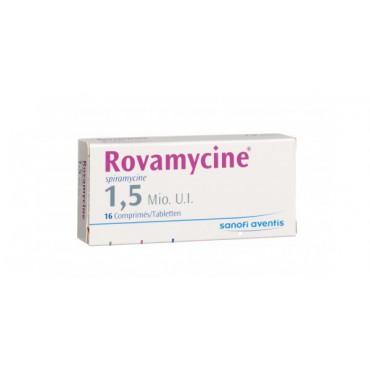 buy Rovamycine online